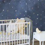 Фото 102: Фотобои в детской со звездами