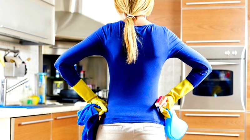 Attitude-to-cleaning