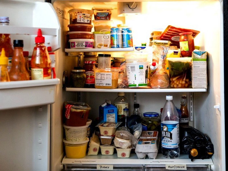 Причины-запаха-в-холодильнике