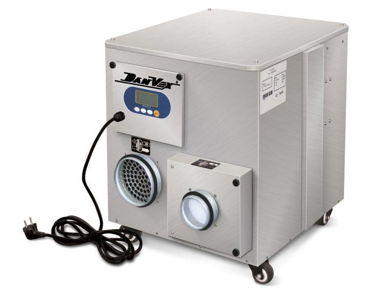 Рекомендуется установить в комнатах с повышенной влажностью воздуха осушитель