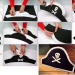 Фото 28: Изготовление шляпы пирата