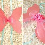 Фото 56: Крылья бабочки из бумаги