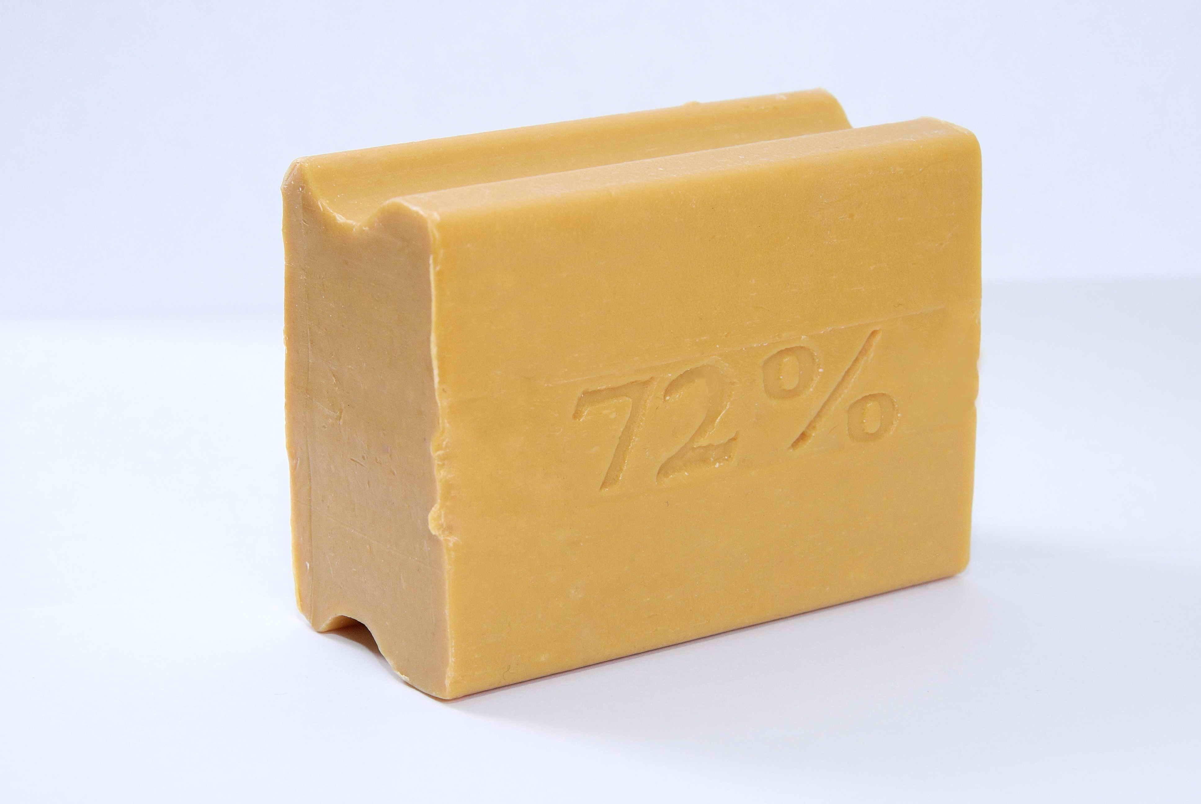 Хозяйственное мыло является хорошим растворителем для мочевой кислоты