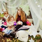 Фото 49: оленьи рожки для всей семьи