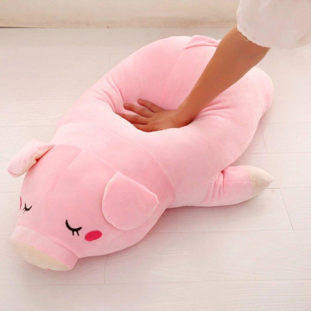 Подушка свинка антистресс