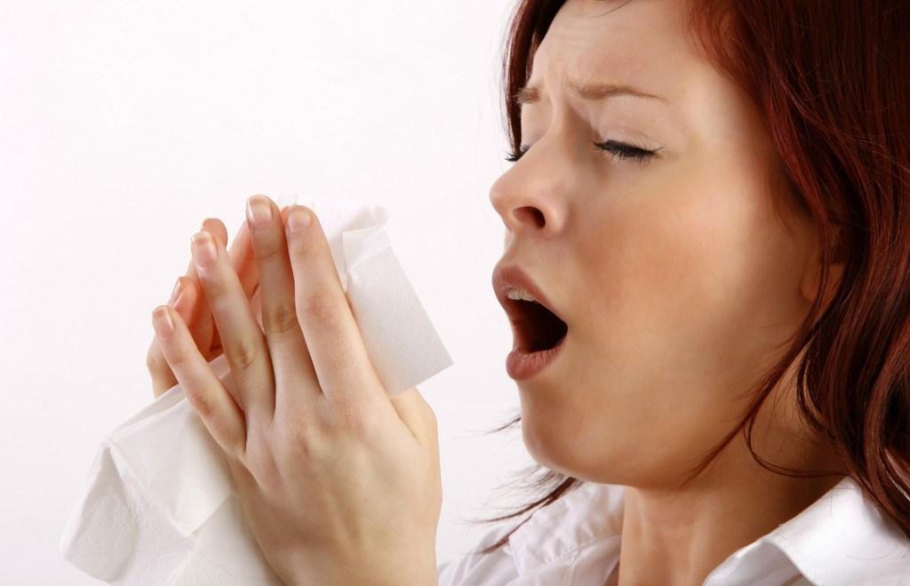 Частое и регулярное вдыхание плесени приводит к развитию астмы