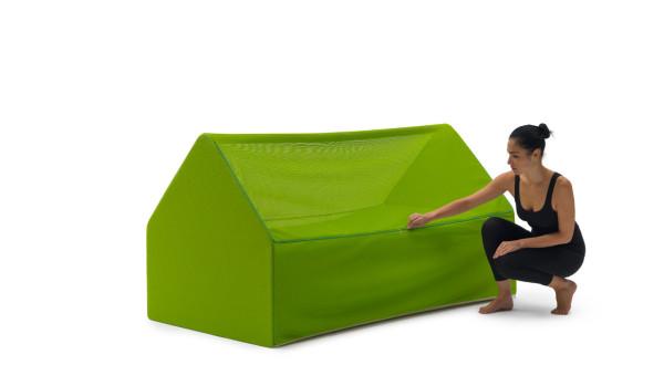 надувная кровать в форме10