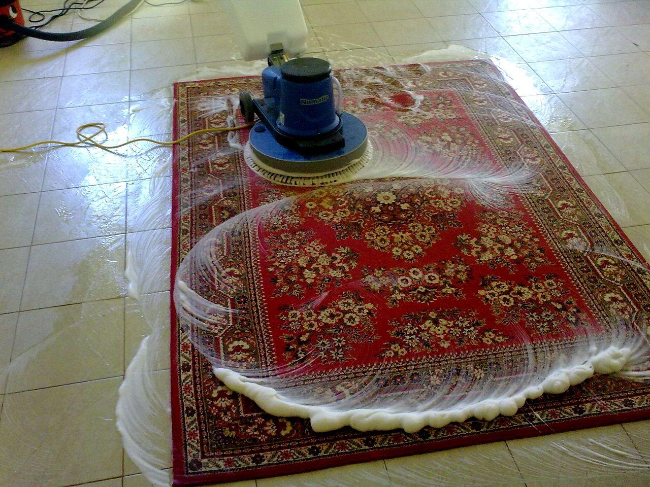Как быстро и эффективно почистить палас в домашних условиях 47