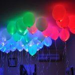 Фото 21: Флуоресцентные шарики