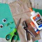 Фото 25: Инструменты и материалы для изготовления поделок из цветной бумаги