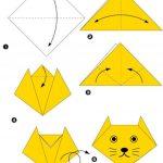 Сборка головы кошки