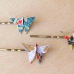Фото 47: Невидимки–бабочки из фантиков