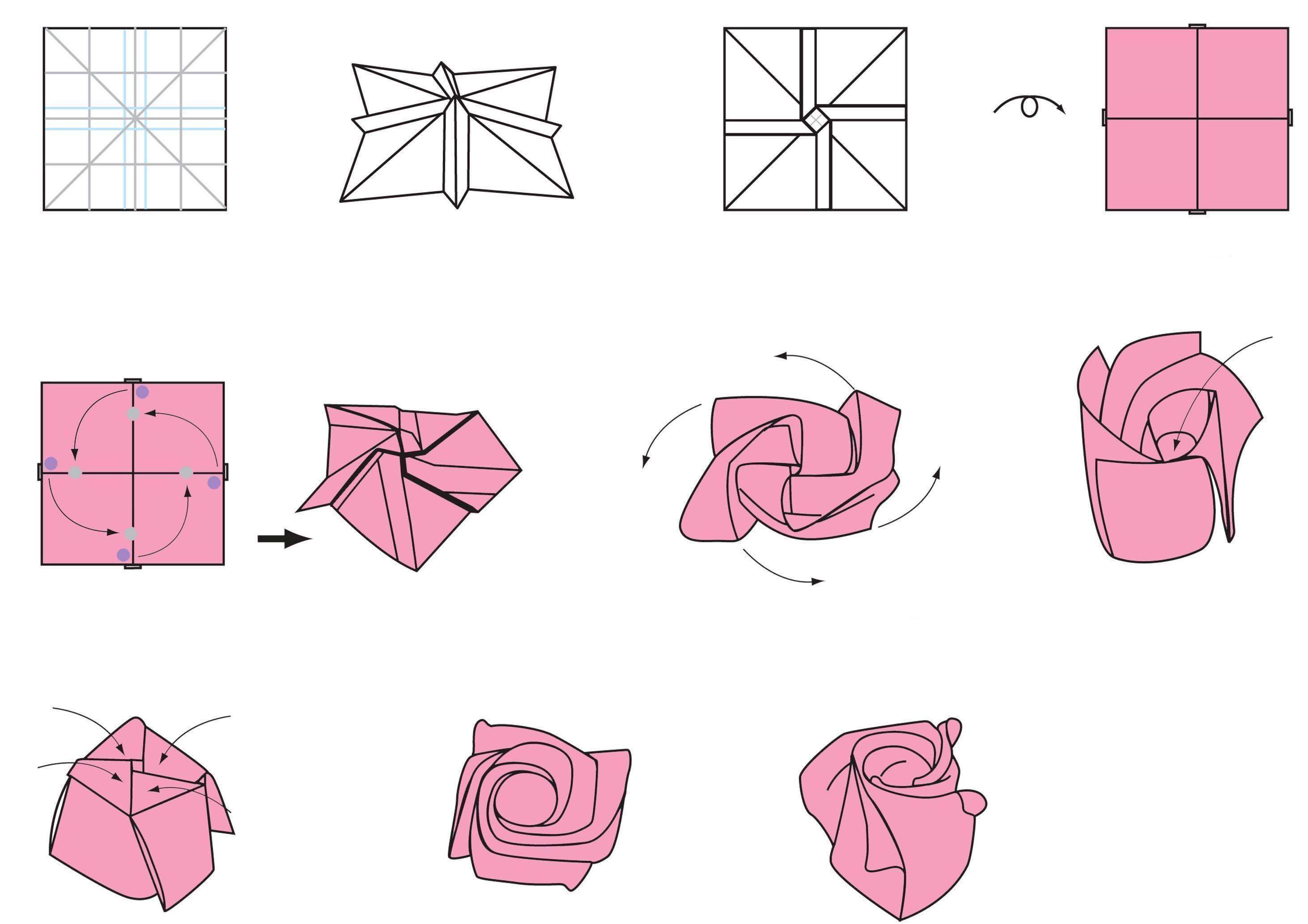 Как сделать красивое оригами фото 51