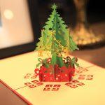 Фото 20: Новогодняя 3D открытка