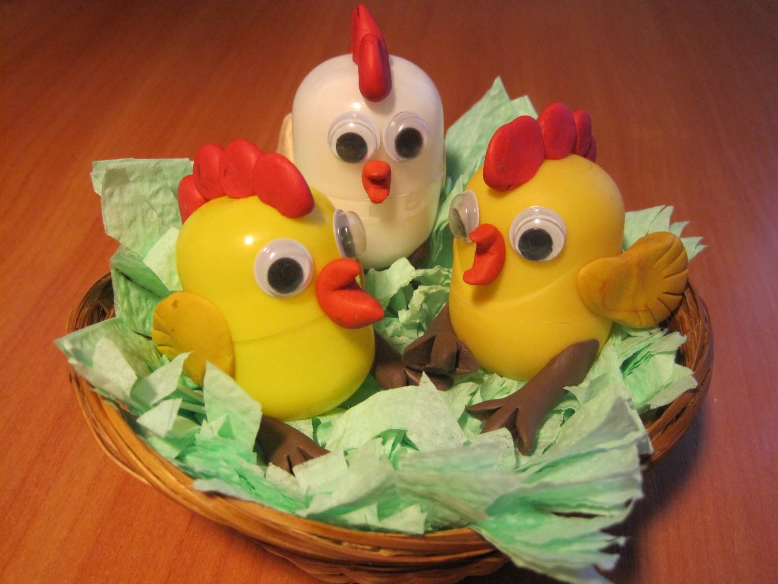 Цыпленок из ниток своими руками фото 438