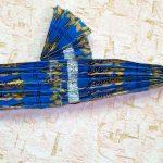 Фото 27: Рыба из фантиков