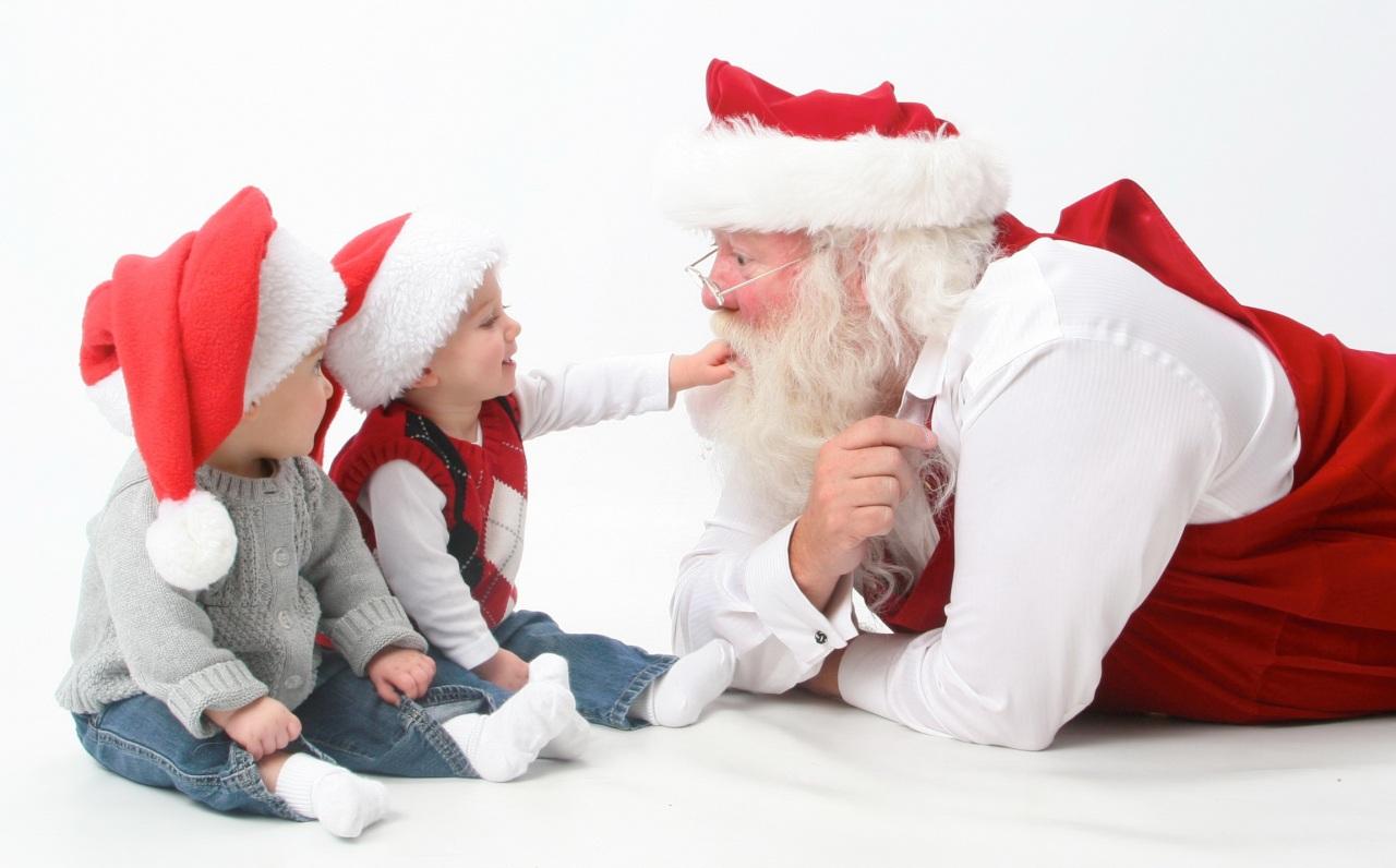 Борода Дедушки Мороза