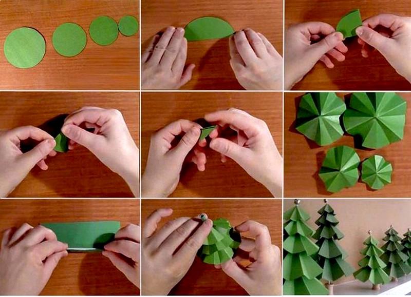 Красивые поделки своими руками из бумаги с инструкциями