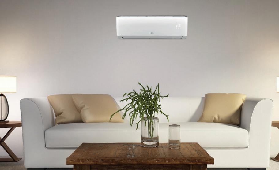 Потребление энергии кондиционером зависит от площади помещения