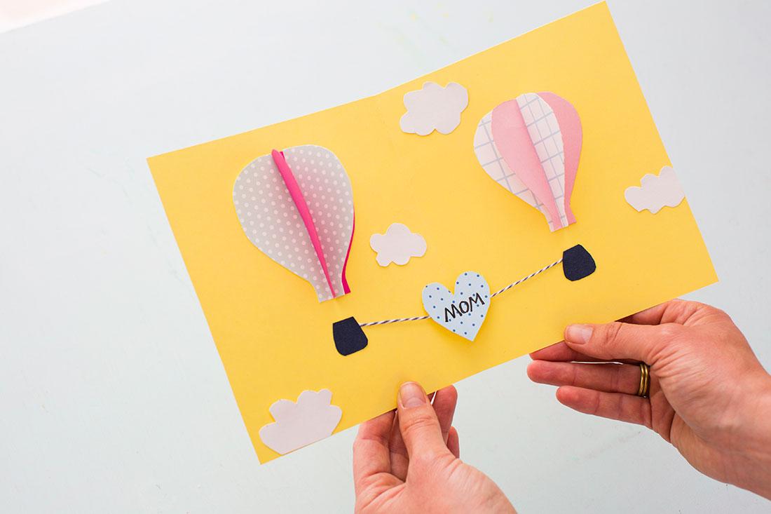 Самодельные открытки для мамы на день мамы