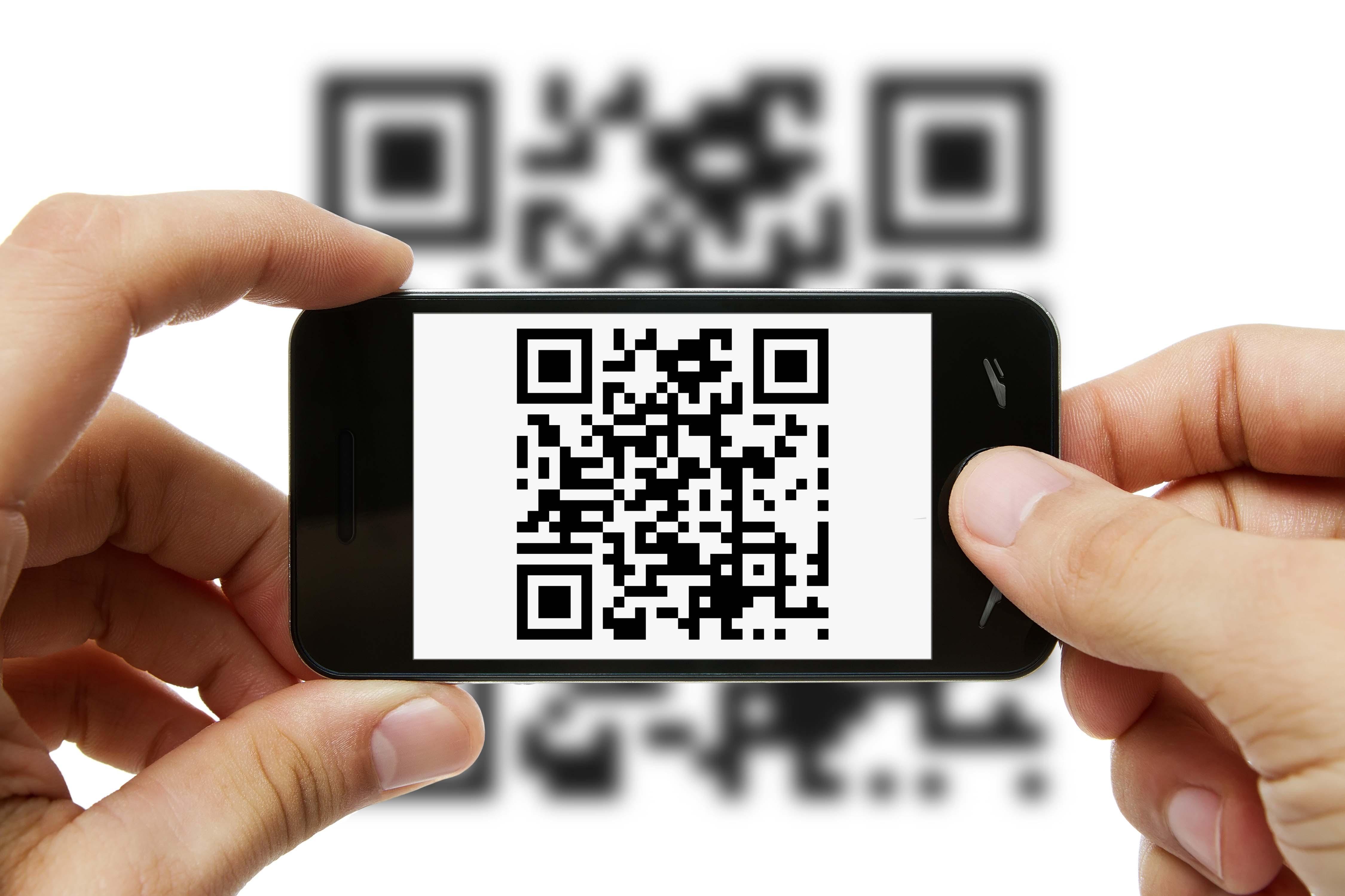 Сервис PAYQR подойдет для квитанций со специальным кодом, который надо сканировать