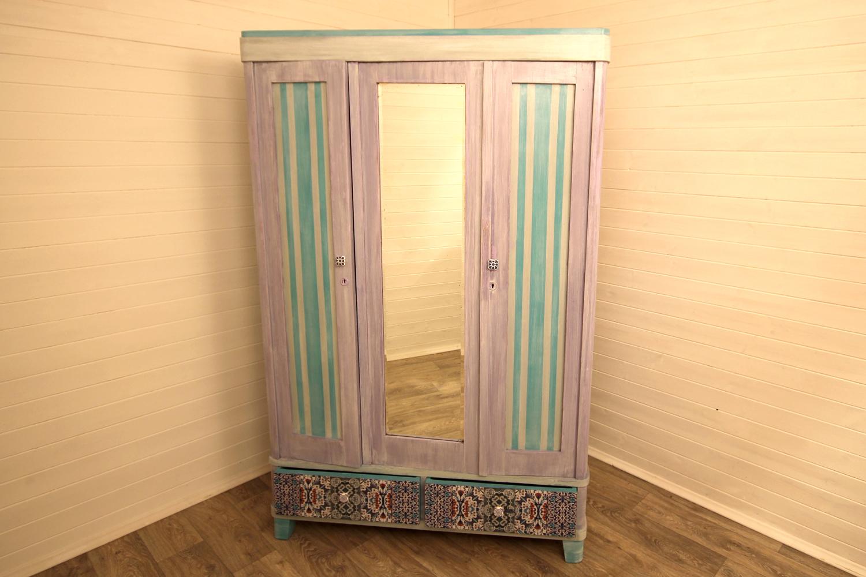 Переделка старого шкафа своими руками мастер класс с фото