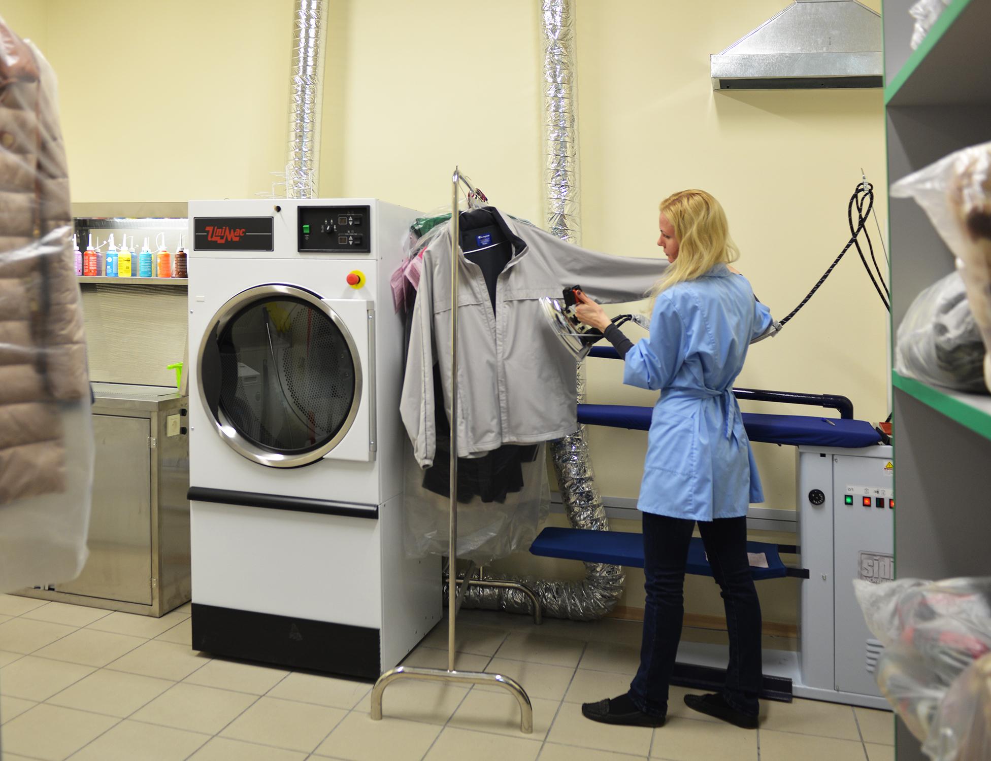 Химическая чистка кожаной куртки