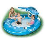 Фото 18: Надувной бассейн с китом