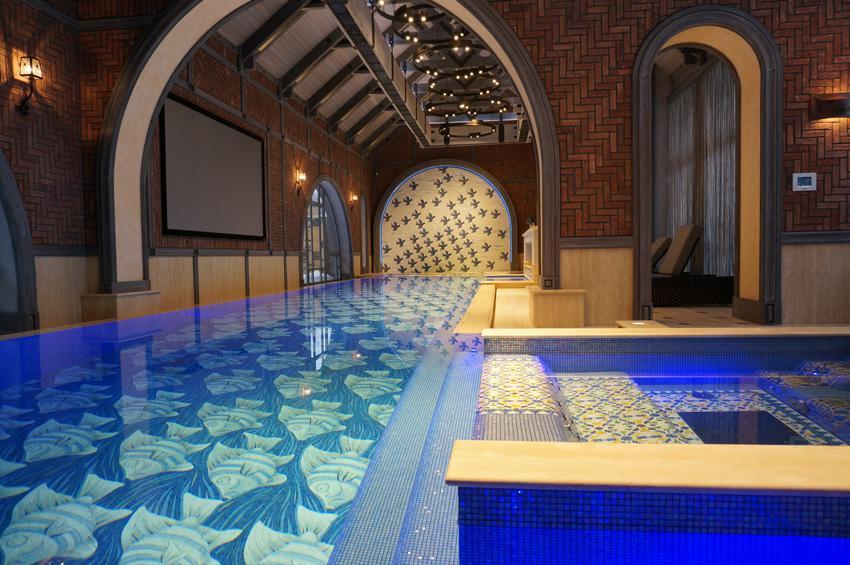 Комбинированный бассейн
