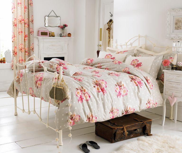 Спальня в стиле прованс и шебби шик