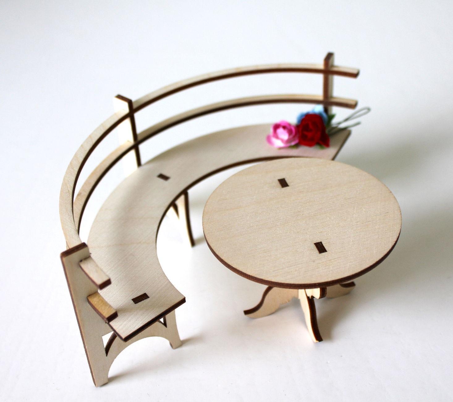 Мебель из фанеры на кухне