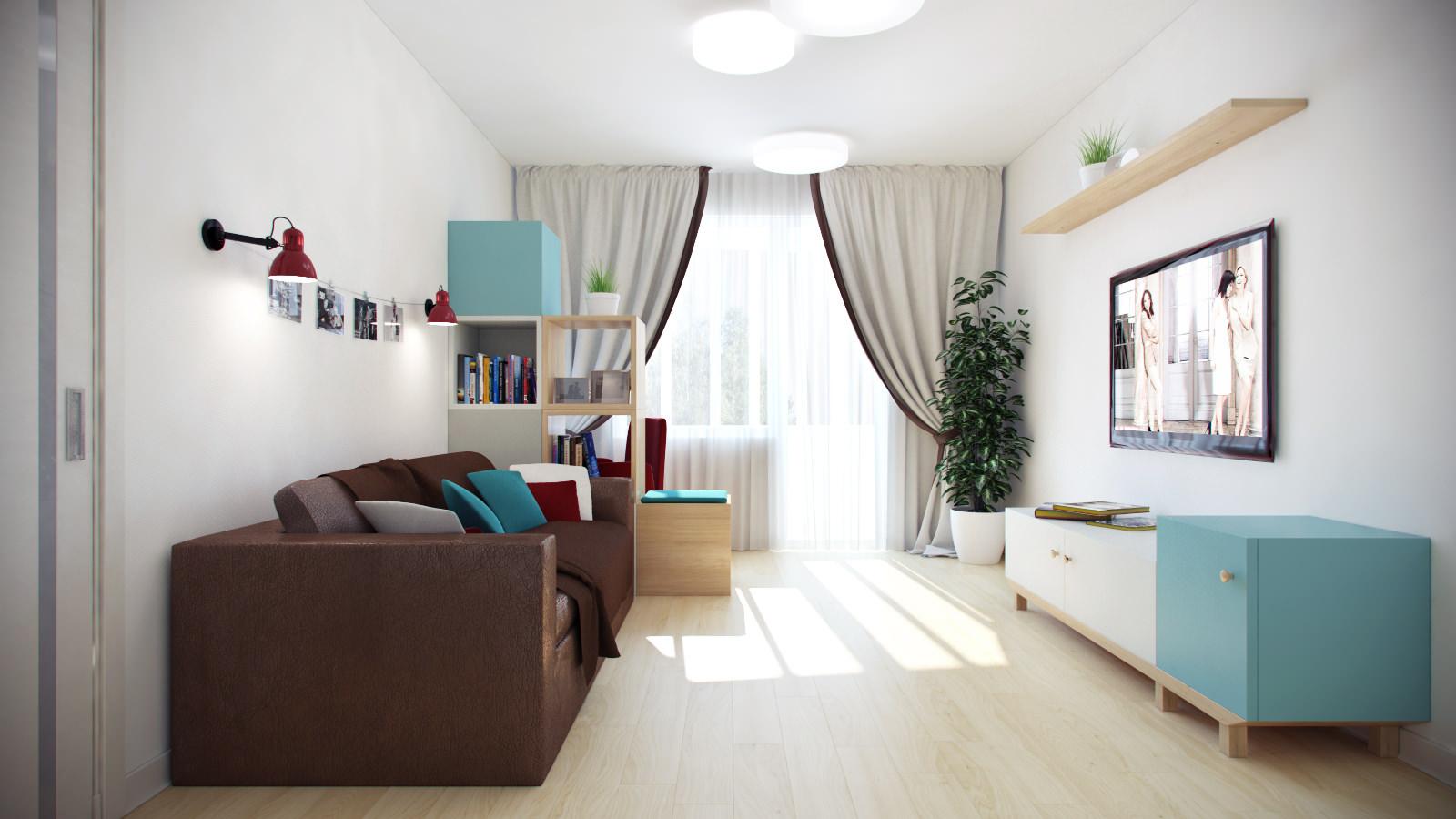 Красивый дизайн мебели в квартире: выбор, правила размещения