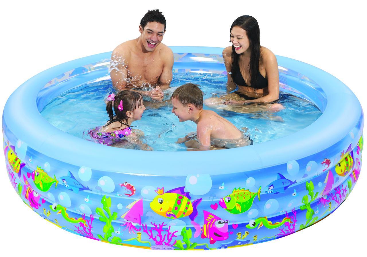 Надувной бассейн