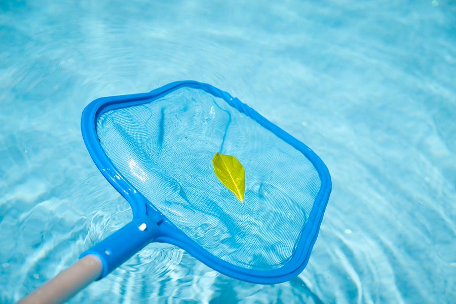 Поддержание порядка в бассейне