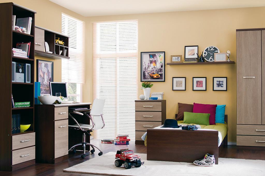 Простейшая корпусная детская мебель
