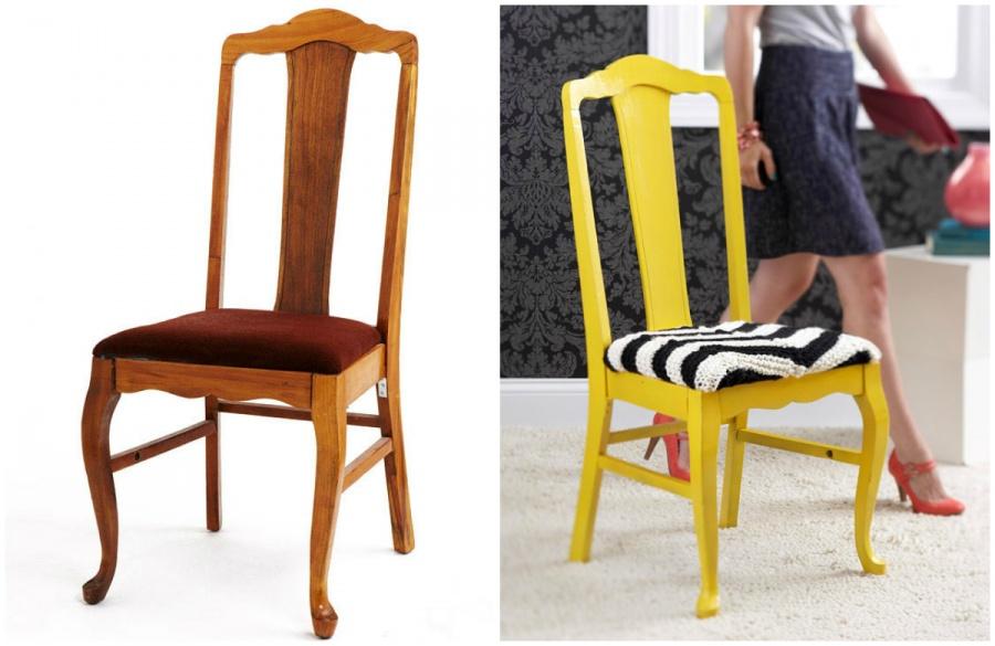 Старый стул