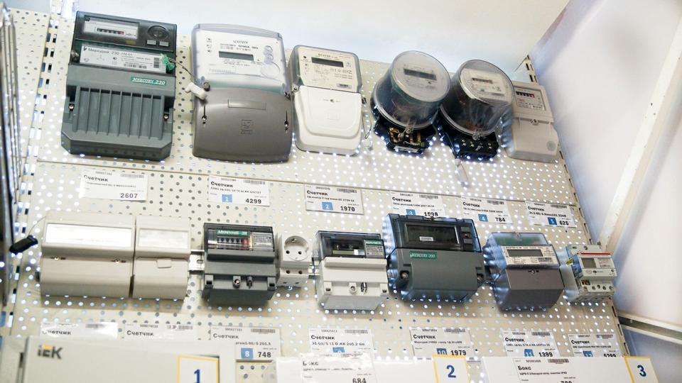 Виды бытовых электросчётчиков