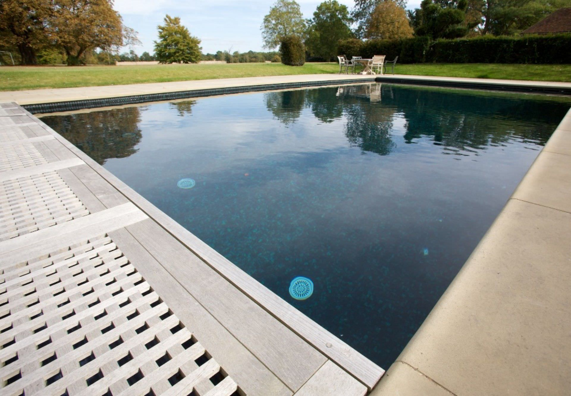 Заглубленный бассейн