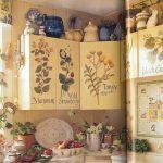 Фото 33: Декупаж кухонного гарнитура