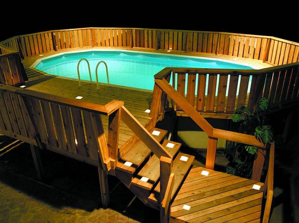 Срок службы стационарного каркасного бассейна – 15 лет
