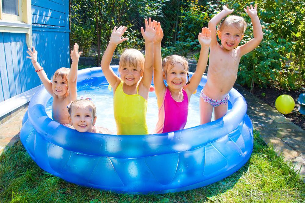 Выбор бассейна для детей