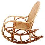 Фото 21: Плетеное кресло -качалка
