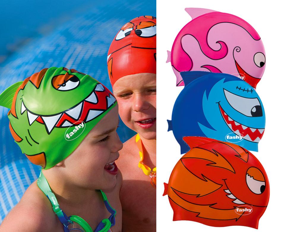 Латексные шапочки для бассейна