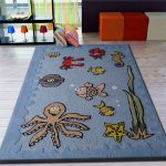 Фото 30: Морской коврик в детской