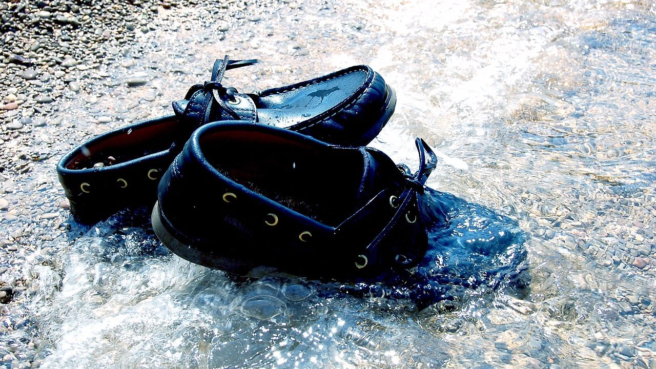 Неприятный запах из обуви