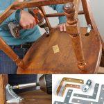 Фото 24: Обновление креплений стула