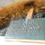 Фото 27: Щеточка для расчесывания меха