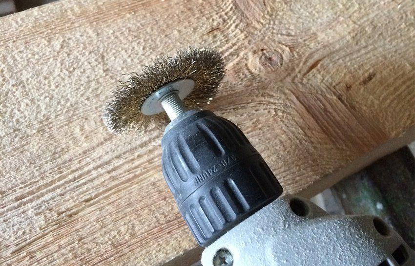 Шлифовальный круг для браширования