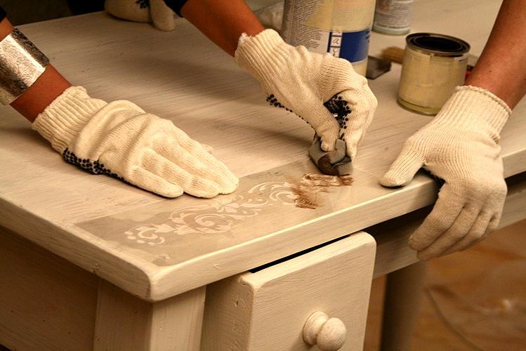 Восстановления мебели своими руками