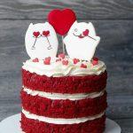 Фото 41: Открытый торт